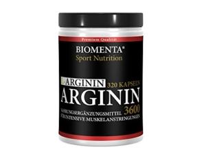 biomenta l arginin