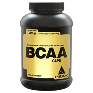 bcaa test peak