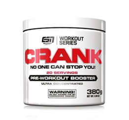 ESN CRANK, Tropical Punch, 380g -